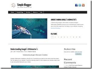 simpleblogger-free-wordpress-theme-screenshot