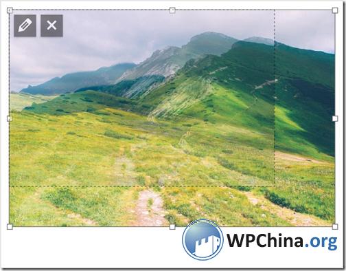 WordPress 3.9 图片编辑
