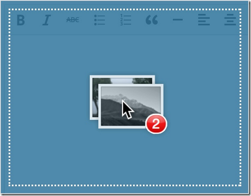 WordPress 3.9 图片拖拽