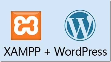 xampp-wordpress