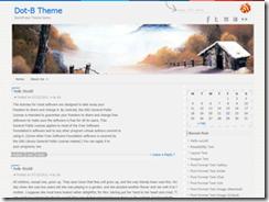 dot-b-free-wordpress-theme