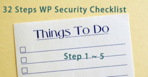 security-checklist-step-1-5