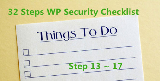 security-checklist-step-13-17