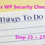 security-checklist-step-23-27