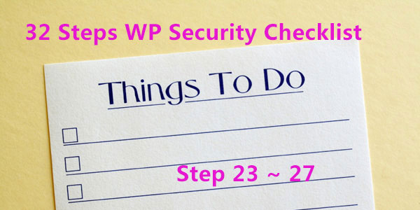 security-checklist-step-23-27