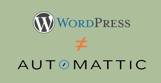 wordpress-not-automattic